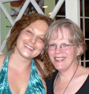 Holly and susan jaffer